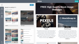 Choose the best layouts for your email newsletters
