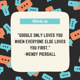 Quotes on marketing by Wendy Piersall