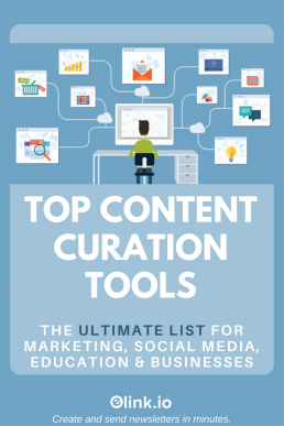 Top Content Curation Tools The Ultimate List For Marketers & Educators