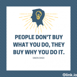 Marketing quotes by Simon Sinek