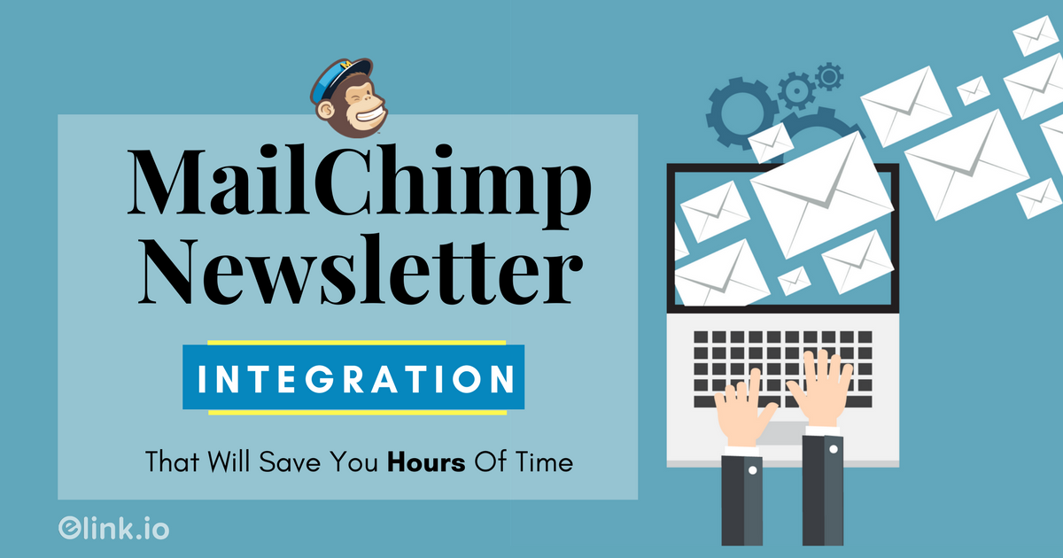 newsletter template for mailchimp that will save you hours