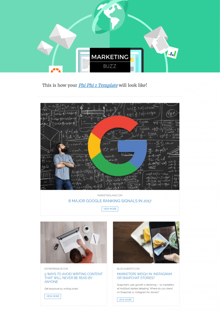 How To Setup Email Templates Send Newsletters With Gmail Templates