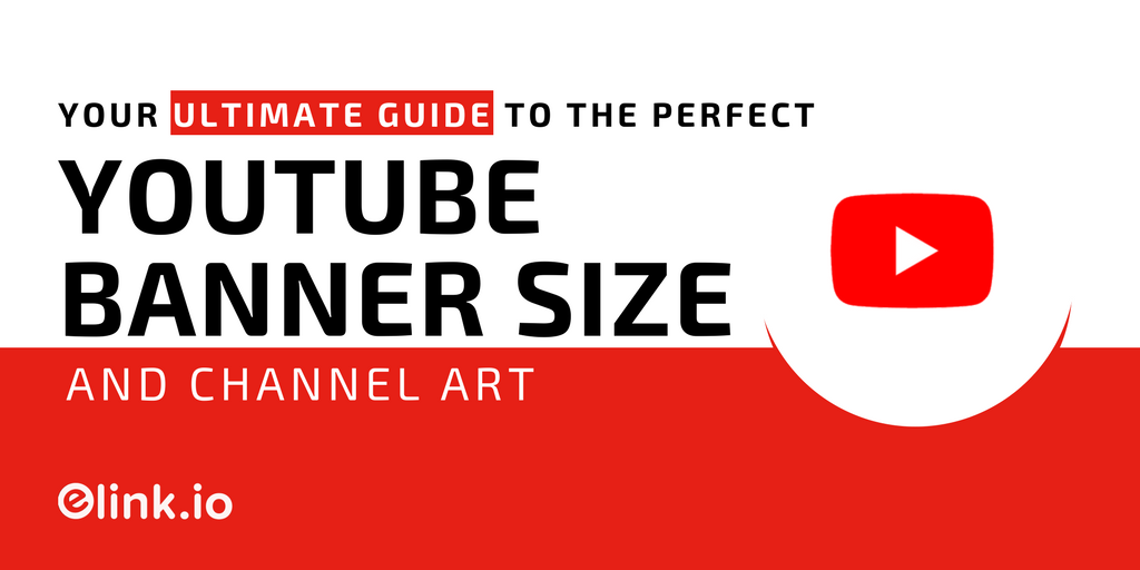 youtube banner size