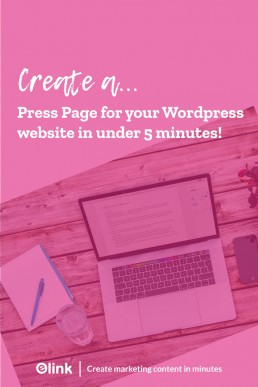 Best Plugin To Create Press Page For WordPress