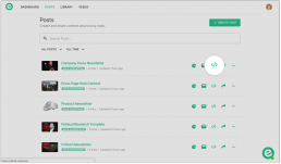 News Feed for Wix