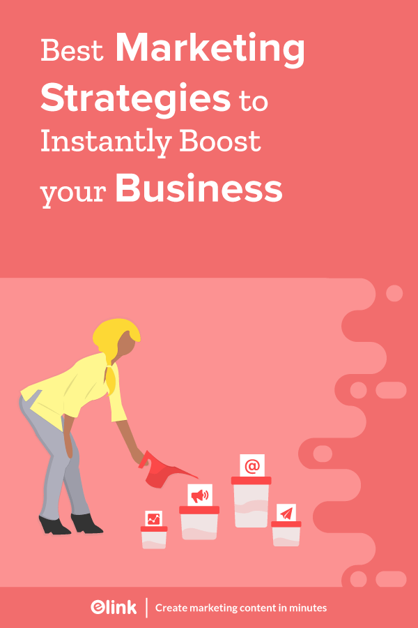 Marketing strategies to take your business to next level - Pinterest