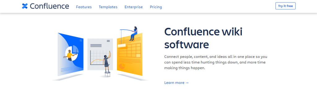 Confluence: Wiki tool